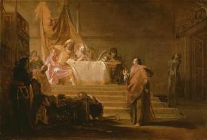 Nicolaus Knupfer, Solón visitando a Creso