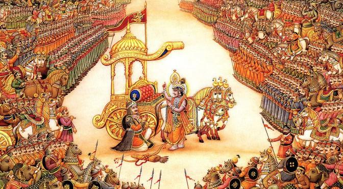 Sabemos que existimos gracias a la ilusión: la epistemología del Mahabharata